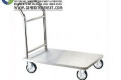 moving trolley stainless steel
