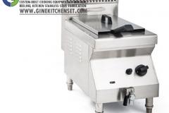 deep fryer stainless steel, kitchen set denpasar