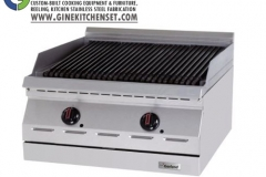 grill stainless