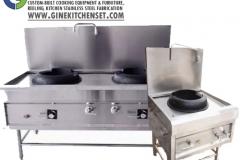 kwali range stainless steel