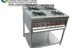 stove stainless steel