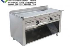 teppanyaki stainless steel, kitchen set denpasar