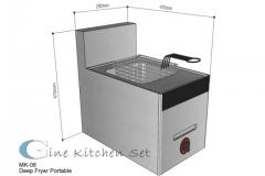 Deep Fryer portable - Pusat penjualan kitchen set di Bali