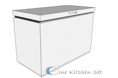 Freezer - Gine kitchen set production
