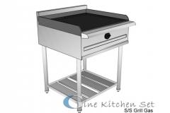 Grill - Gine Kitchen set production - Pusat produksi kitchen set di Denpasar