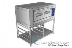 Oven - Gine kitchen set production - Pusat produksi kitchen set di Bali