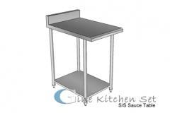 Sauce-table