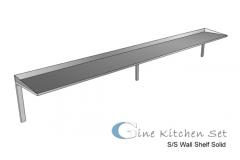Wall-shelf   Gine kitchen set production   pusat fabrikasi stainless di Bali