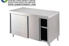 stainless steel cabinet gine kitchenset denpasar